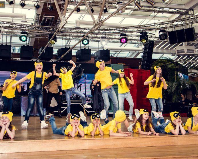 Яркий и насыщенный отчетный концерт - MadeInOdessa