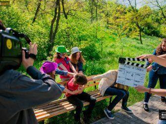 Участие в съемочном процессе, обучение работе на камеру - MadeInOdessa