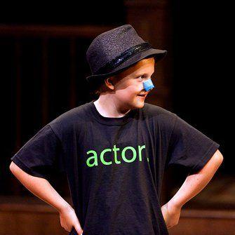 Начинающий актер - вторая ступень обучения - MadeInOdessa