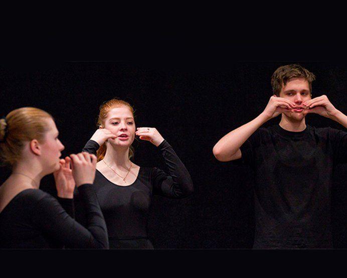 Сценическая речь Одесса - программа курса актерского мастерства