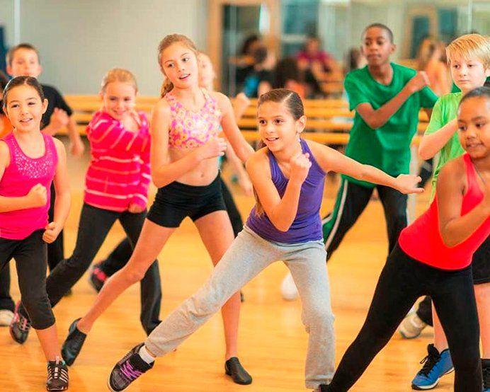 Занятия хореографией для детей в Одессе - центр MadeInOdessa