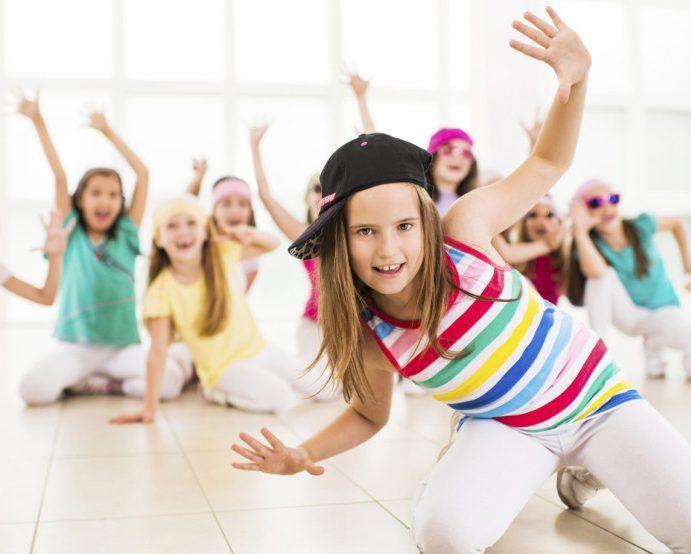 Обучение сценическому движению для детей - MadeInOdessa