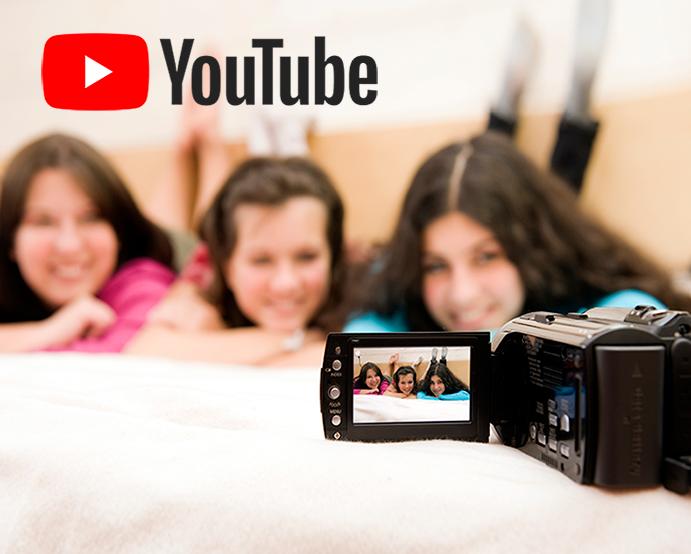 Видеоблоггинг, тележурналистика для детей